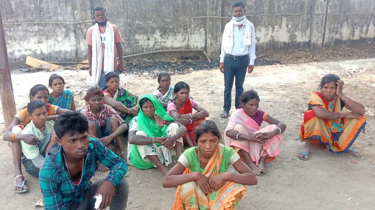 बरकट्ठा में सड़क दुर्घटना में बच्ची की मौत, चचेरे भाई-बहन घायल