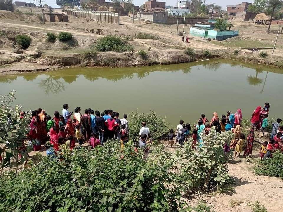 घर से खेलने निकले दो लापता बच्चों का शव तालाब से बरामद, चतरा के ग्रामीणों में आक्रोश, चतरा के एसपी का आश्वासन, जल्द होगा खुलासा