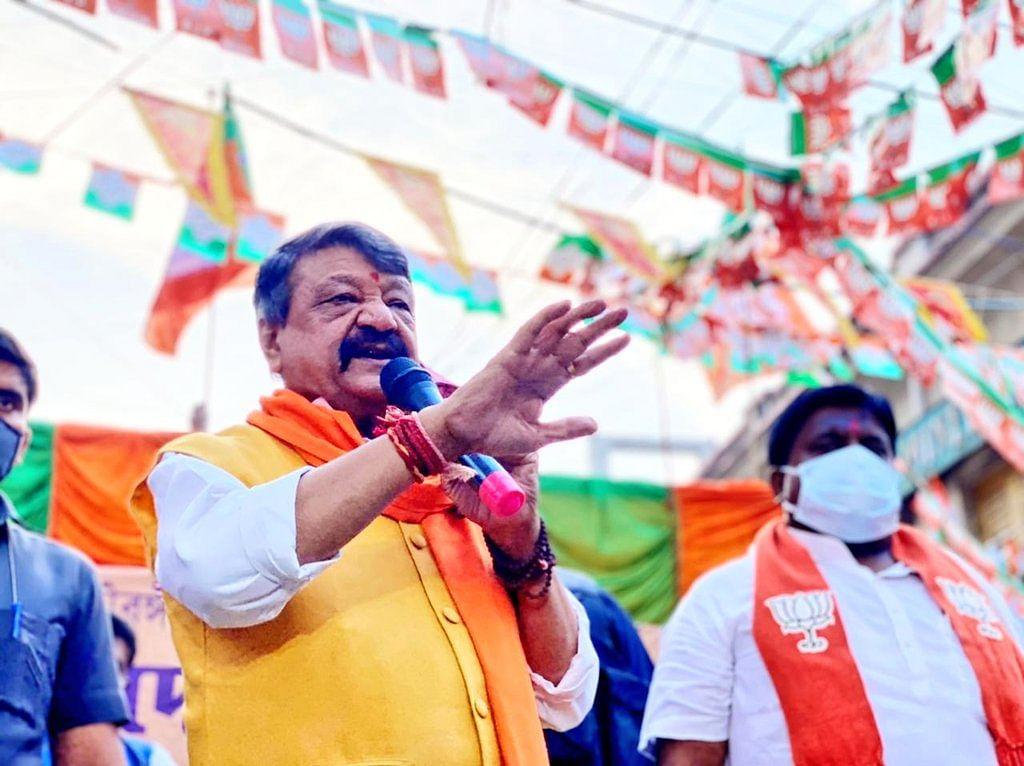 BJP के राष्ट्रीय महासचिव कैलाश विजयवर्गीय ने TMC पर लगाया 5000 करोड़ रुपये के घोटाले का आरोप