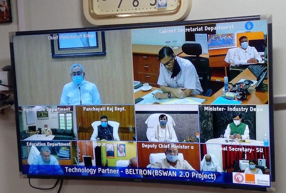 कोरोना से डॉक्टर और हेल्थ कर्मियों की मौत पर विशेष पारिवारिक पेंशन, बिहार कैबिनेट की बैठक में  11 प्रस्तावों पर लगी मुहर