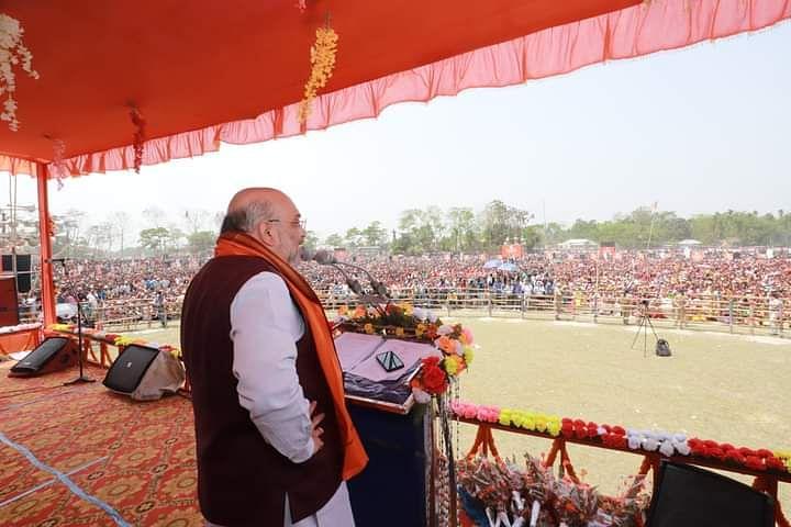 बंगाल चुनाव 2021: मैं ममता दीदी के लिए रोज प्रार्थना करता हूं...जानिए पूर्वी बर्दवान की रैली में अमित शाह ने क्यों कहा