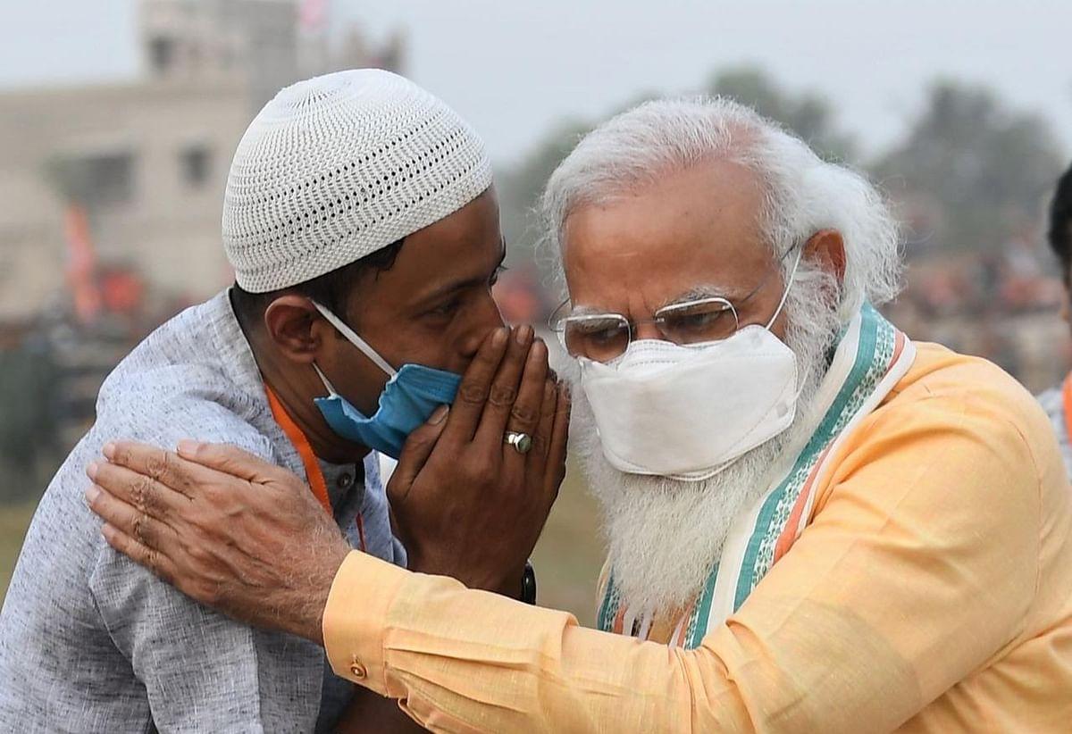 BJP का नया चुनावी सॉन्ग, दावा- 'कमल खिलेगा, घास फूल उड़ेगा, पीसी रह जाएंगी अकेली इस बार'