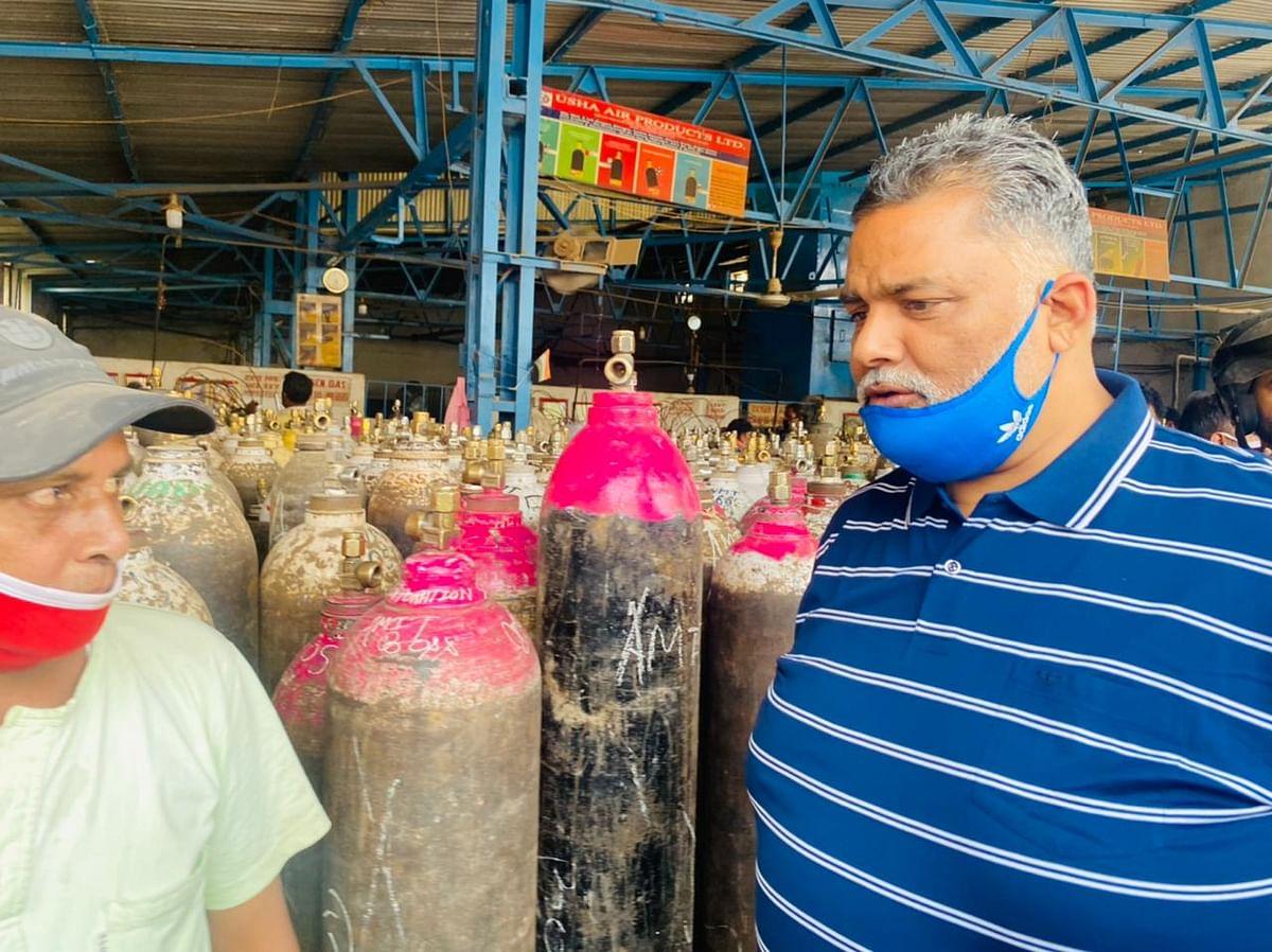 पप्पू यादव ने सरकार से की रेमेडिसिवर को बैन करने की मांग, कहा- कोरोना मरीजों को लूटा जा रहा है