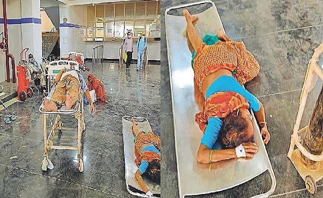 बिहार: ऑक्सीजन सिलिंडर रखा था सामने, अस्पताल में किसी ने नहीं लगाया, तड़पते हुए दो की गयी जान