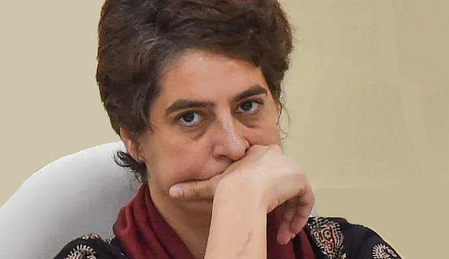 प्रियंका गांधी ने CM योगी पर कोरोना जांच कम करने का लगाया आरोप, ऑक्सीजन और दवाइयों की किल्लत पर जतायी चिंता, दिये 10 सुझाव