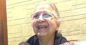 Sumitra Mahajan : शशि थरूर ने कर दी बड़ी गलती, सुमित्रा महाजन के निधन की फर्जी खबर ट्वीट कर दी श्रद्धांजलि, भाजपा नेताओं ने….