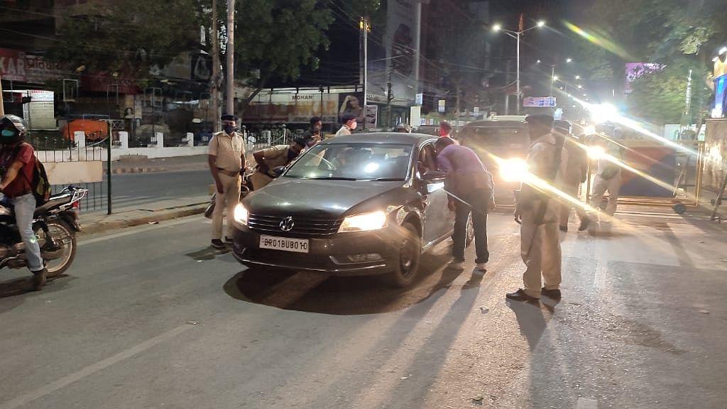 बिहार में नाइट कर्फ्यू: रात 9 बजे के बाद घर से बिना कारण निकले तो बहुत पछताएंगे, जानिए पुलिस क्या करेगी आपके साथ