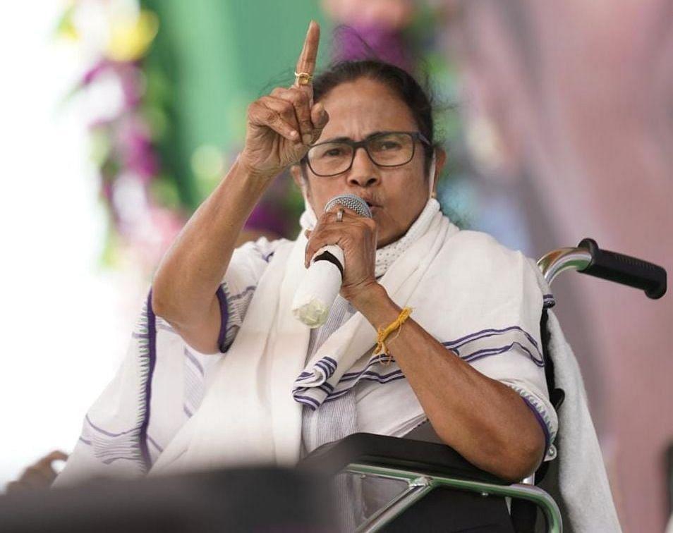 Bengal Chunav 2021: 'डिटेंशन कैंप में रहना है तो बीजेपी को चुनें', ममता का NRCऔर NPR को लेकर BJP पर हमला