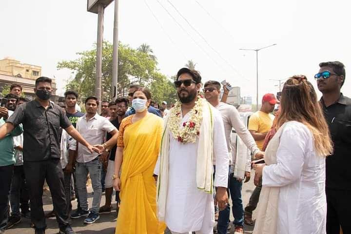 Bengal Election 2021: बैरकपुर में बवाल, बूथ निरीक्षण के दौरान टीएमसी कैंडिडेट का बीजेपी कार्यकर्ताओं ने किया विरोध, लगा जय श्री राम का नारा