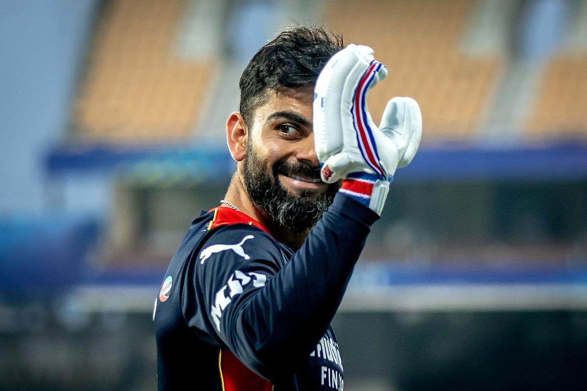 IPL 2021 SRH vs RCB : कोहली के साथ हुआ गजब संयोग, दो मैच में एक जैसे रन, गेंद और चौके भी, आईपीएल इतिहास में हुआ ऐसा पहली बार