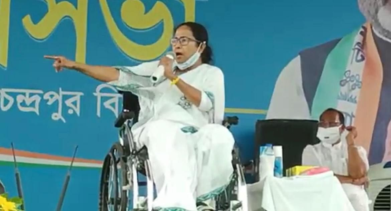 हार की कसक लिए ममता बनर्जी ने फिर मांगा वोट, कहा-एक बार दिला दीजिए जीत, मालदा का कर दूंगी कायापलट
