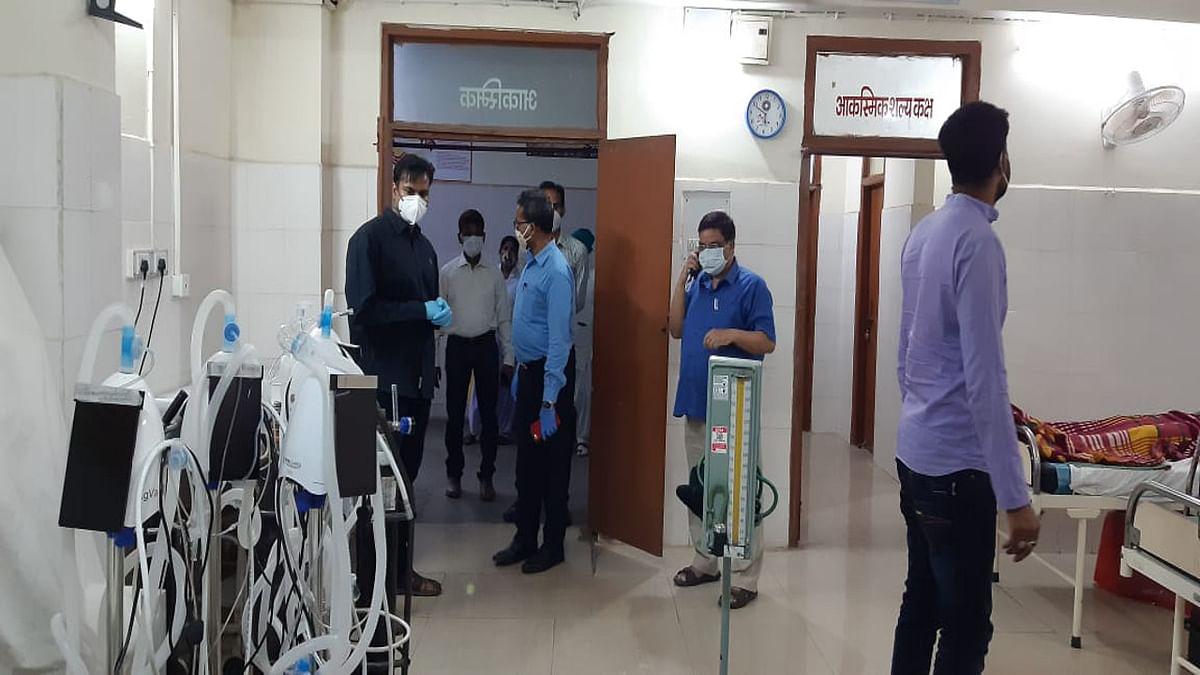 Coronavirus in Jharkhand : सरायकेला के सदर हॉस्पिटल में 70 और गम्हरिया CHC में बढ़ेंगे 30 बेड, डीसी ने दिये कई निर्देश