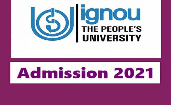IGNOU Admission 2021:  इग्नू ने एडमिशन के लिए आवेदन की अंतिम तिथि बढ़ाई, ऐसे लें ऑनलाइन एडमिशन