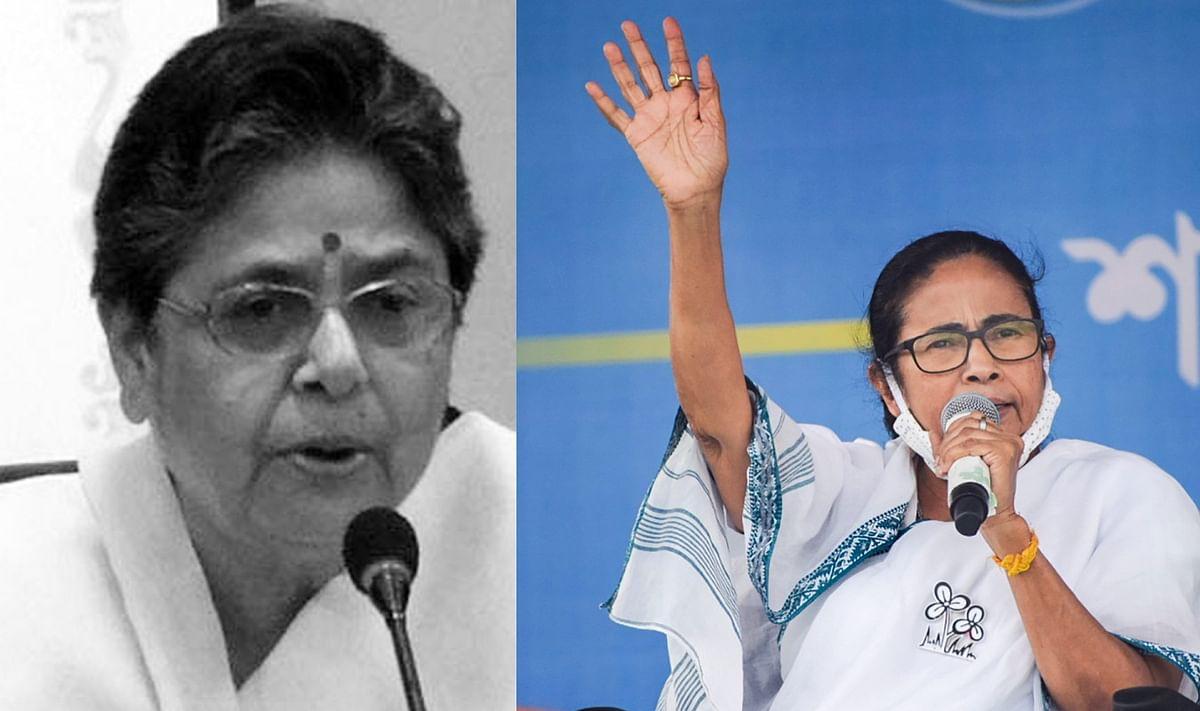 तृणमूल के कारण बंगाल में मजबूत हुआ आरएसएस, भाजपा के विरोध का प्रमुख चेहरा नहीं हैं ममता बनर्जी, बोलीं मालिनी
