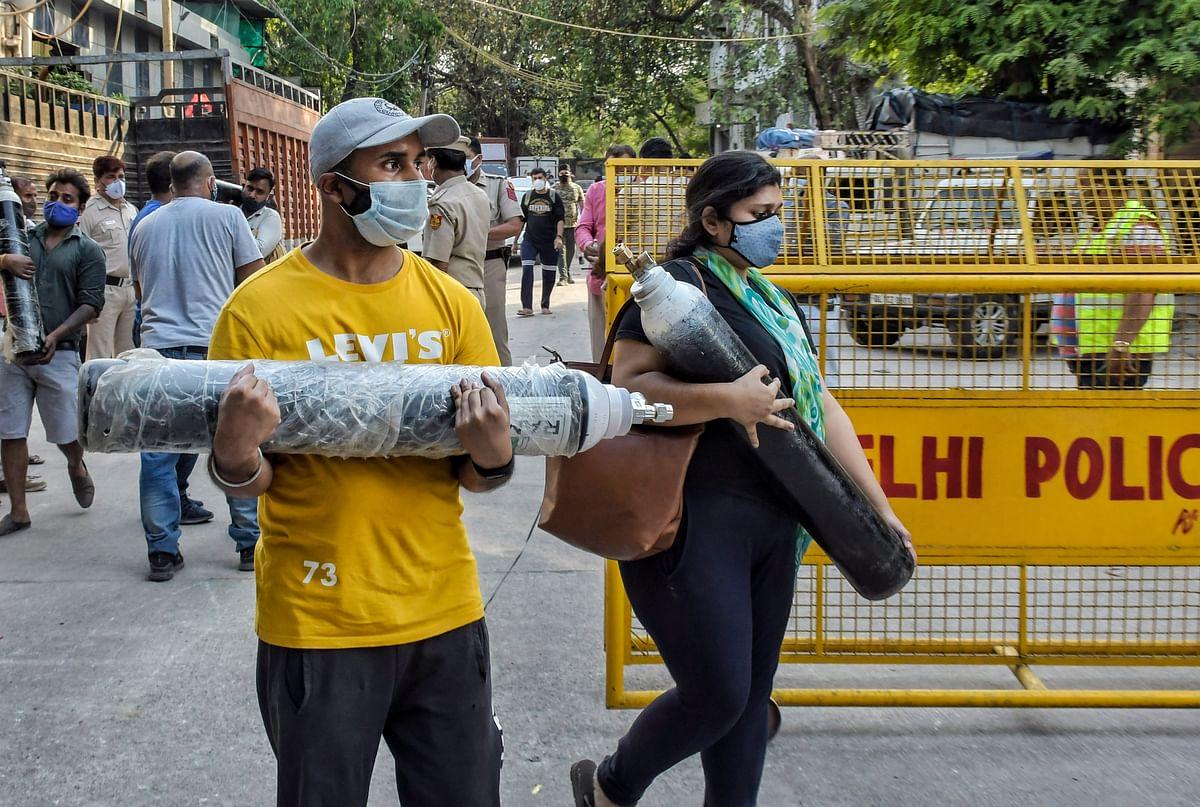 ऑक्सीजन की कमी से एक भी मौत हुई तो अपराध माना जायेगा, कोरोना संकट नेशनल इमरजेंसी, हाई कोर्ट की सख्त टिप्पणी