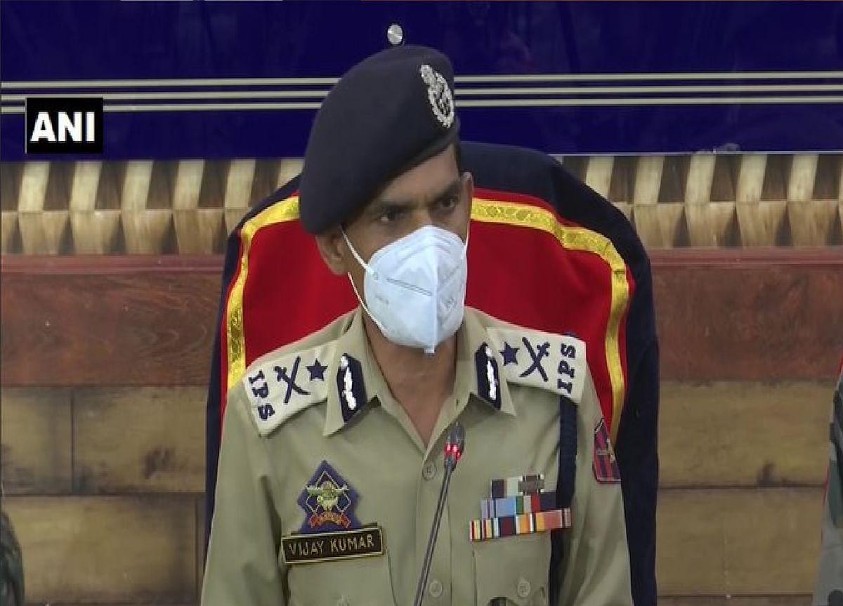 भाजपा नेता के घर पर हमला करने वाले तीनों  आतंकी ढेर