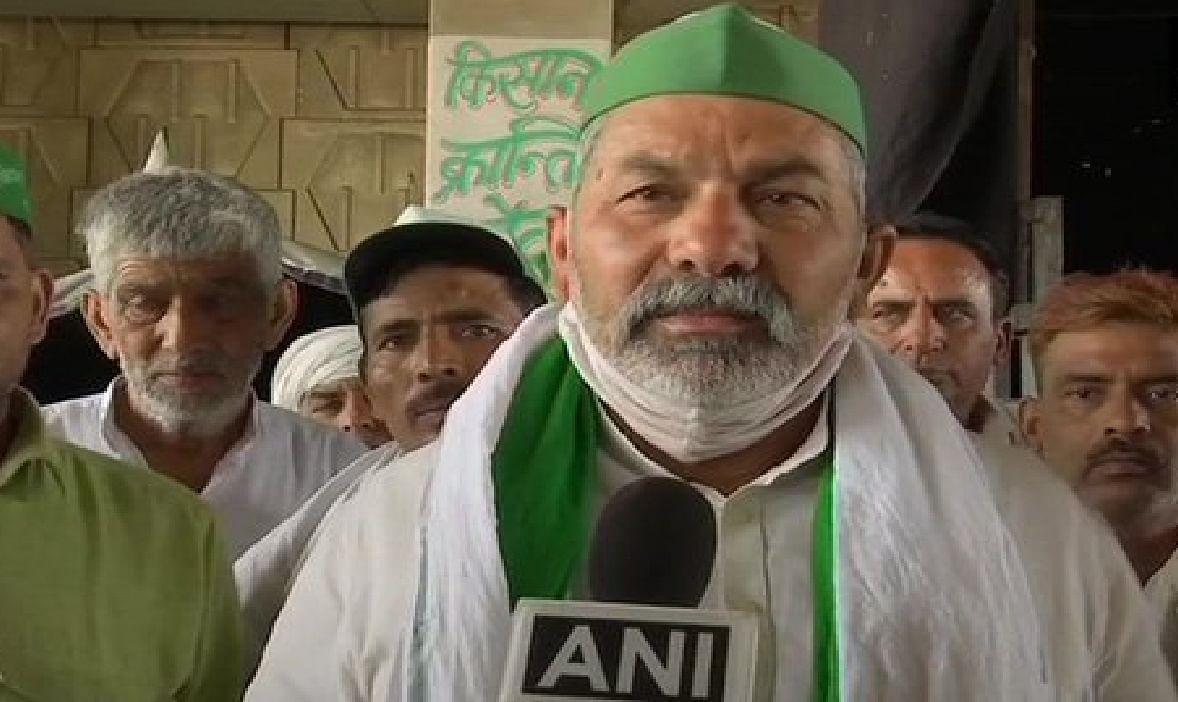 भानु प्रताप का राकेश टिकैत पर गंभीर आरोप: बिना ठगे नहीं करते कोई काम, किसान आंदोलन में परोसी जा रही शराब