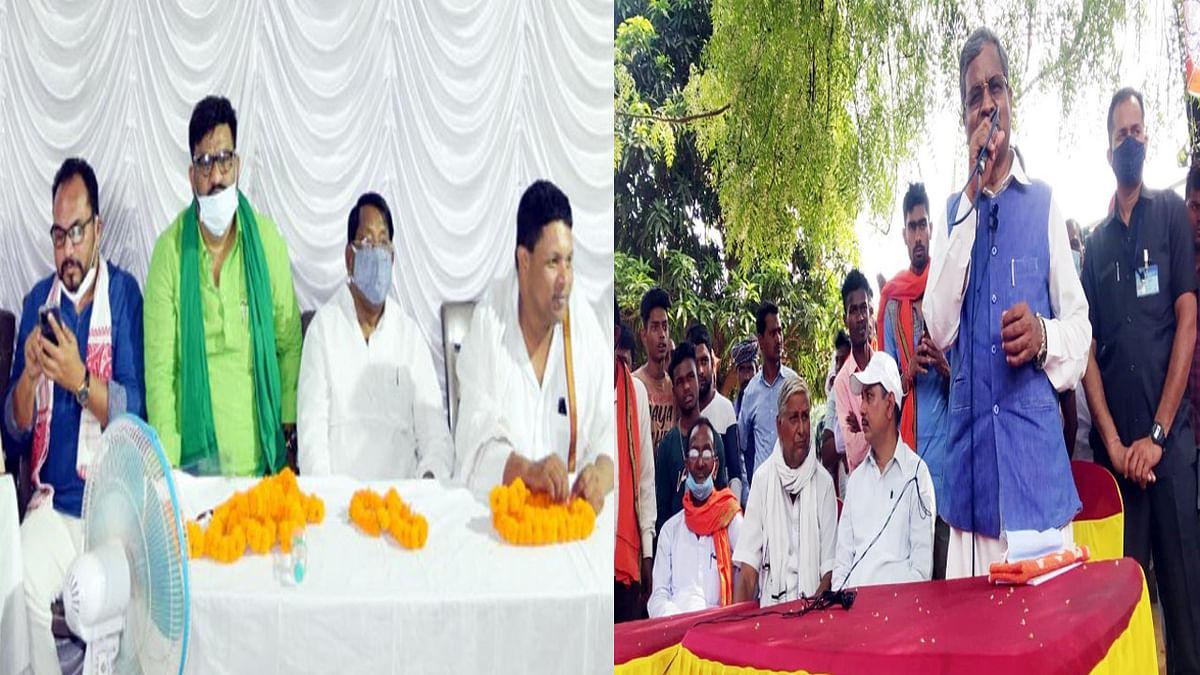 Madhupur upchunav 2021 : UPA और NDA ने झोंकी ताकत, सीएम हेमंत व पूर्व सीएम बाबूलाल के बीच होगी जोर आजमाइश