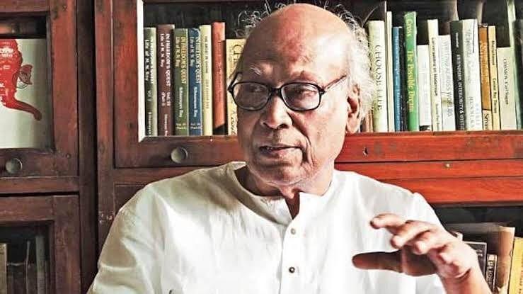 ज्ञानपीठ पुरस्कार विजेता बंगाल के मशहूर कवि शंख घोष की कोरोना संक्रमण से मौत
