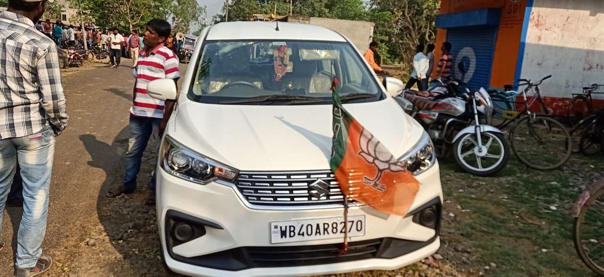 बीरभूम के बोलपुर में BJP कार्यकर्ता की हत्या की कोशिश, जानलेवा हमले में बुरी तरह घायल, TMC पर लगे गंभीर आरोप