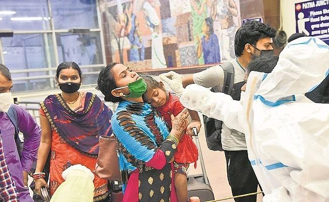 Coronavirus in Bihar : बिहार में 25 दिन बाद आठ हजार से कम मिले नये मरीज, कोरोना संक्रमण की दर भी 8 प्रतिशत से नीचे