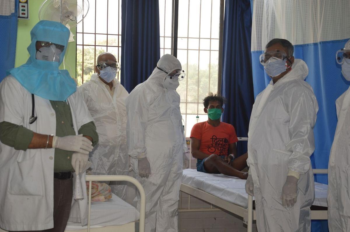 बिहार में एंटीबॉडी कम बनने से 400 से अधिक लोगों को दोबारा हुआ कोरोना, 99 प्रतिशत मरीजों ने दी वायरस को मात