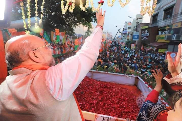 Bengal Election 2021: 'बंगाल में 90 में 68 सीटों पर होगी हमारी जीत'- तीसरे चरण के चुनाव के बाद अमित शाह का दावा