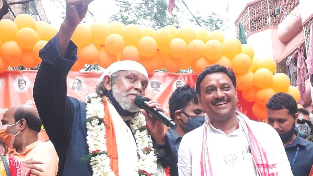 नंदीग्राम से शुभेंदु, उत्तर हावड़ा से उमेश राय की जीत तय, बोले अर्जुन सिंह, मिथुन के रोड शो में उमड़ी भीड़