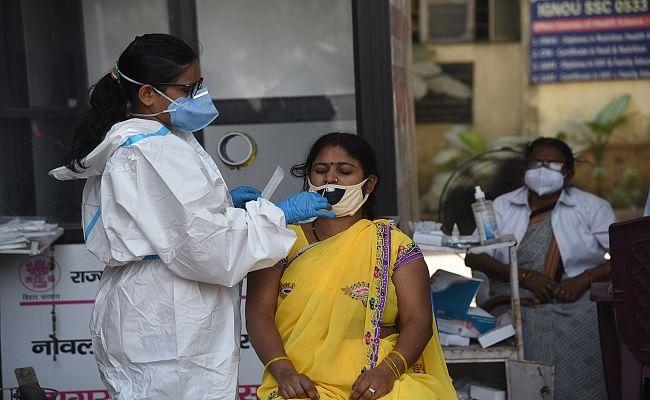 Coronavirus in Bihar : बिहार में 10 दिनों के अंदर छह फीसदी घटी कोरोना संक्रमण की रफ्तार, 80.71 प्रतिशत हुई रिकवरी दर