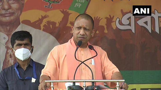 Bengal Chunav 2021: CM योगी का TMC पर गुंडागर्दी करने का आरोप, बोले- बंगाल में UP मॉडल से करेंगे क्राइम कंट्रोल