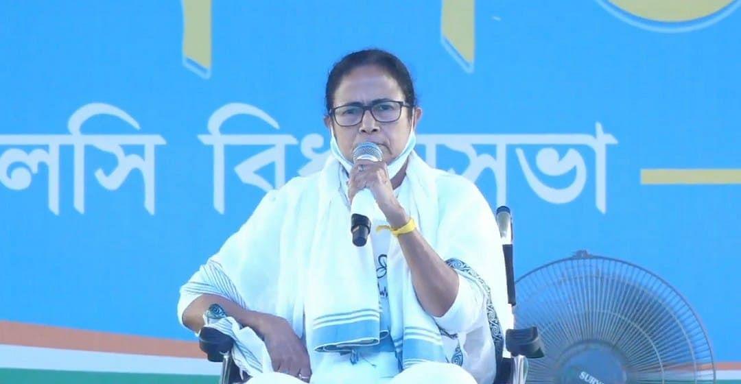 बंगाल में AIMIM 'वोटकटवा' और BJP की बी-टीम, सागरदिघी में ममता ने 'ओवैसी' को कह डाला 'दलाल'