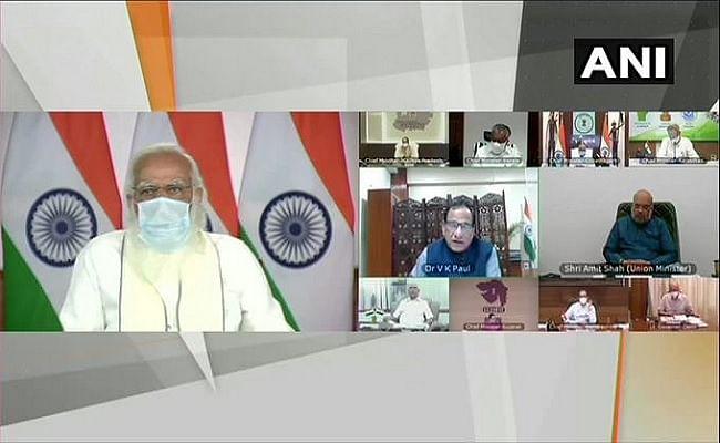 कोरोना से सबसे ज्यादा प्रभावित 11 राज्यों के मुख्यमंत्रियों के साथ पीएम मोदी ने की बैठक, हरसंभव मदद का दिया आश्वासन