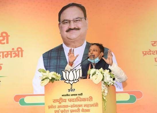 अमित शाह के 200 से अधिक सीट जीतने के दावे पर बंगाल बीजेपी के 'चाणक्य' मुकुल रॉय ने क्या कहा? जानिए