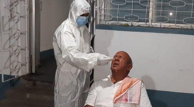Coronavirus In Jharkhand : झारखंड के पूर्व मंत्री व पूर्वी जमशेदपुर से विधायक सरयू राय के बाद हटिया से बीजेपी विधायक नवीन जायसवाल हुए कोरोना पॉजिटिव, आम लोगों से की ये अपील