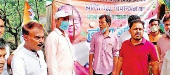 रानीगंज में TMC के पोस्टर फाड़ने को लेकर बवाल, थाने में शिकायत दर्ज
