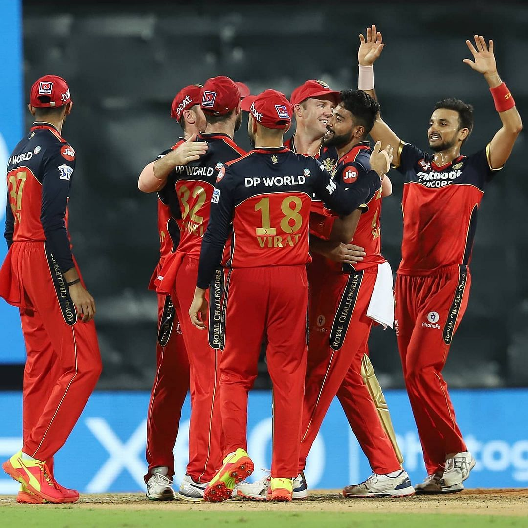IPL 2021, SRH vs RCB: इन 6 गेंदों में RCB ने पलटी बाजी, सनराइजर्स के हाथों से छीना मैच