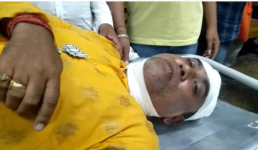 मालदा में बीजेपी उम्मीदवार पर हमला, गर्दन में लगी गोली, गंभीर हालत में अस्पताल में चल रहा इलाज