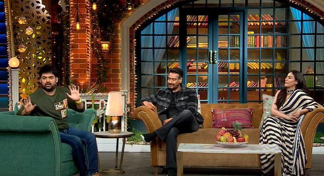 The Kapil Sharma Show: जब कपिल ने काजोल से पूछा था- 'अजय सर ने बेबी-बेबी बोलकर काम...' एक्ट्रेस का ये था जवाब... VIDEO