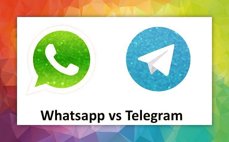 Whatsapp vs Telegram: यह खबर पढ़कर व्हाट्सऐप छोड़ देंगे आप, क्योंकि टेलीग्राम...