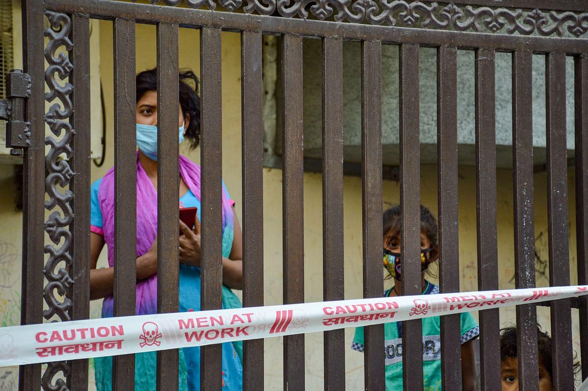 महाराष्ट्र में नहीं थम रही कोरोना की रफ्तार, आये 63,294 मामले, लाॅकडाउन के आसार