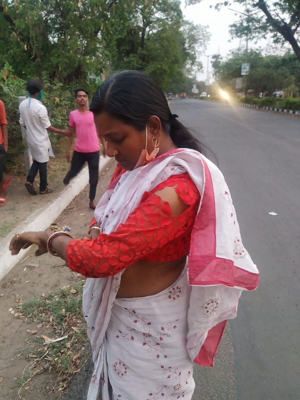 दुर्गापुर में चुनाव प्रचार के दौरान निर्दलीय कैंडिडेट पर हमला, बीजेपी पर आरोप