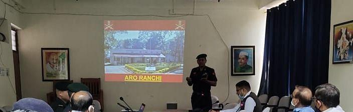 Army Recruitment 2021: झारखंड में कोरोना का कहर, सेना बहाली में उत्तीर्ण अभ्यर्थियों की सामान्य प्रवेश परीक्षा स्थगित, रांची के सेना भर्ती कार्यालय ने जारी किया ये आदेश