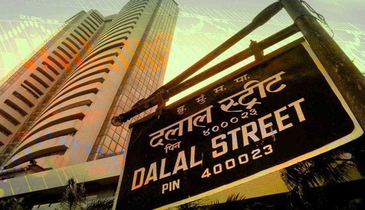 बड़ी कंपनियों के शेयरों में भारी गिरावट से 'लाल' हो गया 'दलाल स्ट्रीट', शुरुआती कारोबार में सेंसेक्स-निफ्टी में भारी नुकसान