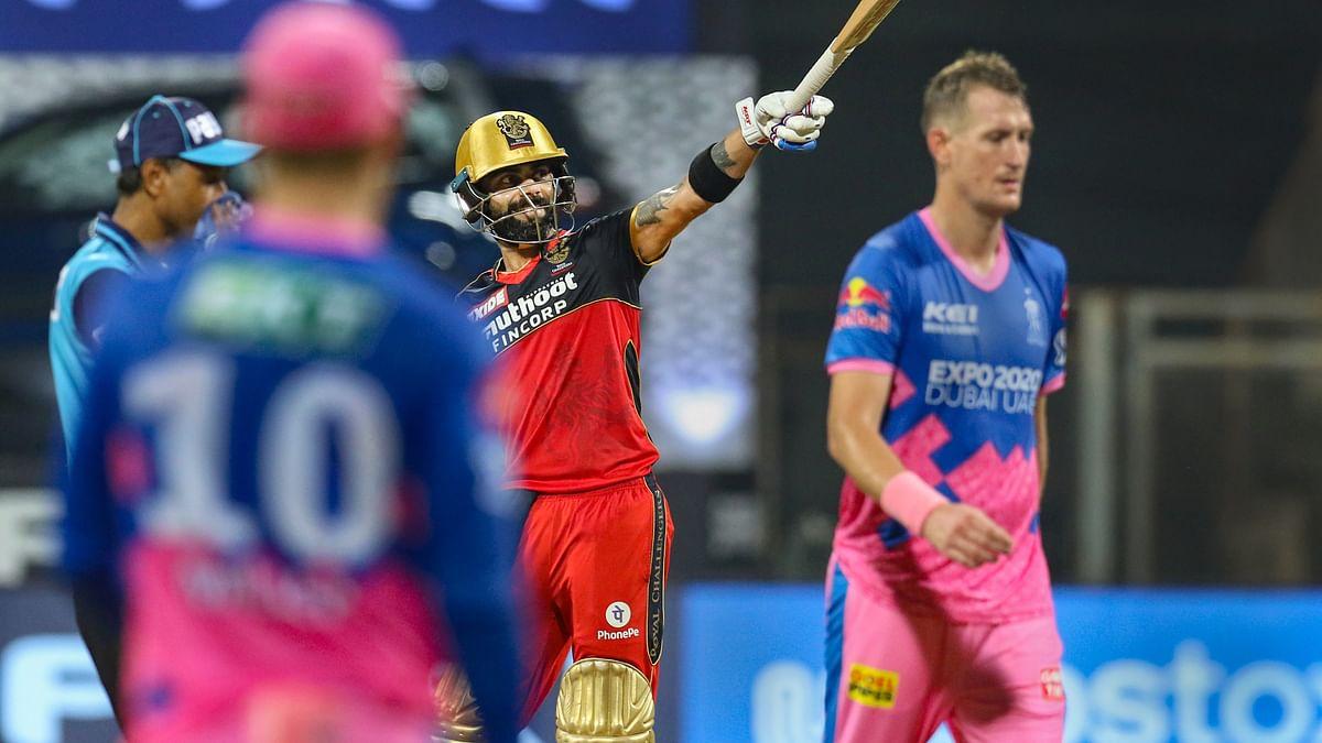 IPL 2021 : कोहली ने आईपीएल में रचा इतिहास, 6 हजार रन बनाने वाले पहले खिलाड़ी बने, देखें तसवीरें