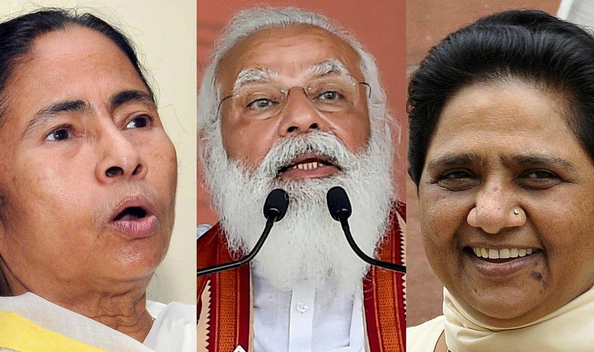 बंगाल चुनाव 2021 का छठा चरण: ममता की तृणमूल और भाजपा के बाद अकेले मायावती की बसपा ने उतारे सबसे ज्यादा उम्मीदवार