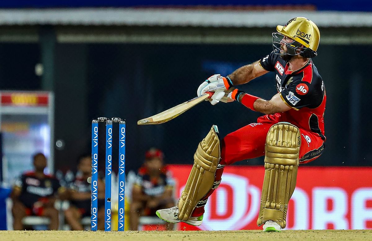 IPL 2021 : 14.25 करोड़ी खिलाड़ी ने 5 साल बाद आईपीएल में जमाया अर्धशतक, इस खिलाड़ी के लिए आरसीबी और चेन्नई के बीच लगी थी होड़