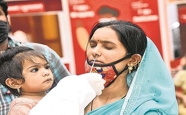 एक दिन में आये कोरोना संक्रमण के 58,419 नये मामले, महाराष्ट्र में मिले डेल्टा+ वेरिएंट के 7 केस