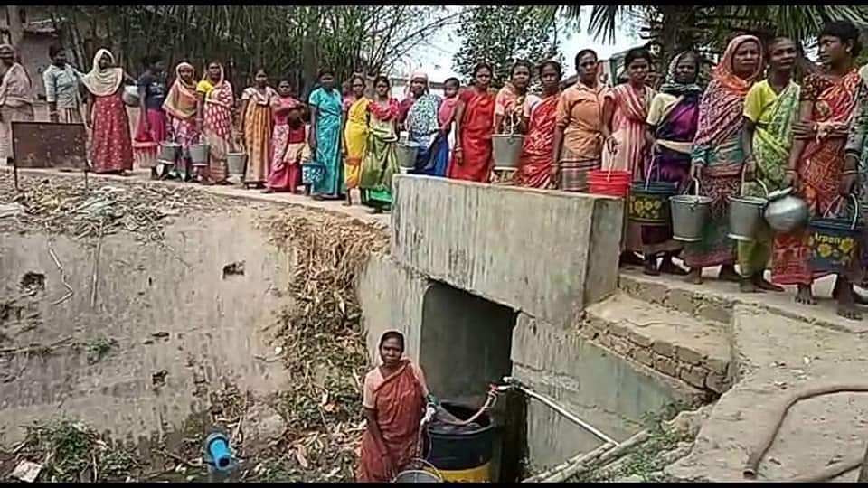 Bengal Election 2021: पानी नहीं तो वोट नहीं, आदिवासी समुदाय का बर्दवान में चुनाव बहिष्कार  का एलान