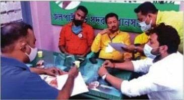 जलपाईगुड़ी में BJP नेता ने TMC युवा कांग्रेस के जिलाध्यक्ष को तोलाबाज कहा