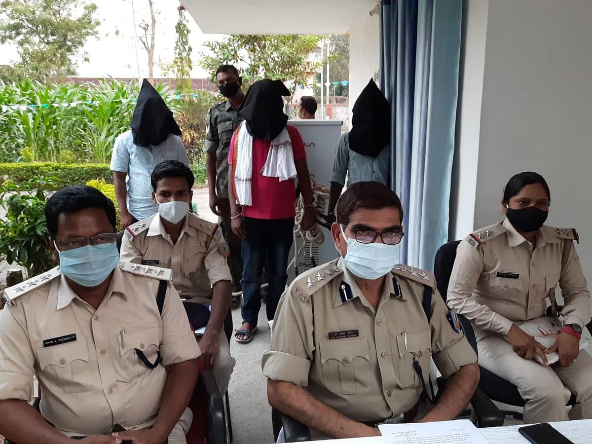 Human Trafficking की शिकार होने से बचीं सिमडेगा की तीन नाबालिग बच्चियां, ओडिशा के तस्कर समेत चार गिरफ्तार, पुलिस को मिली बड़ी सफलता